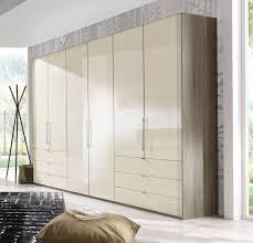 Schlafzimmer Ohne Kleiderschrank Kleiderschrank In Trüffeleiche Mit Falttüren U0026 Schubladen Tiko