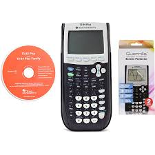 amazon com texas instruments ti 84 plus graphing calculator with