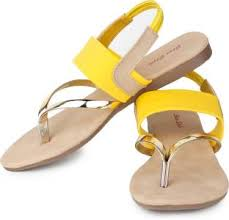 forever 18 online shop forever 18 women yellow flats buy yellow color forever 18 women
