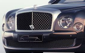 bentley grill bentley reveals mulsanne speed u0027blue train u0027 limited edition