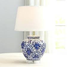 Flower Table Lamp Table Lamp Blue Flower Table Lamp Pink Floral Glass Touch Lamps