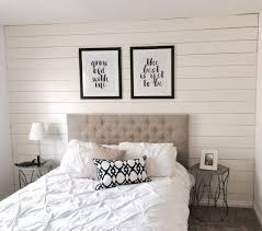 Pinterest Home Decor Bedroom Best 25 Plank Wall Bedroom Ideas On Pinterest Master Bedroom