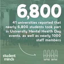 university mental health day 2017 student minds