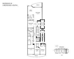 hamptons south aventura floor plans