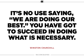 quotes about success and no sleep 10 winston churchill quotes that get you to the corner office