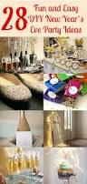 Diy Decorations For New Years Eve by 28 Fun And Easy Diy New Year U0027s Eve Party Ideas Page 2 Of 2 Diy