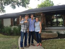 chip and joanna gaines contact fixer upper first single guy u2013 fixer upper behind the scenes