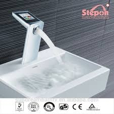 Touch Control Faucet Smart Faucets Touch Screen Taps Buy Smart Faucets Touch Screen
