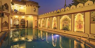 Rajasthani Home Design Plans by Umaid Hotels In Jaipur Budget Hotel In Jaipur Heritage Hotel
