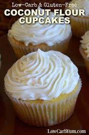 cupcakes recipe coconut flour cupcakes recipe low carb and gluten free low carb yum