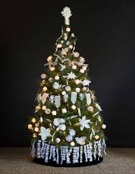 tree decorations gold decorated trees dollar