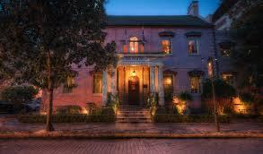 Planters Tavern Savannah by The Olde Pink House Restaurant In Savannah Photograph