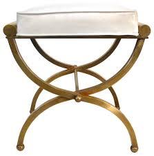Modern Indoor Benches Design Of Vanity Stools Benches X Base Benchvanity Stool Modern