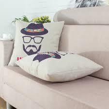 decorative pillows shell cushion covers home sofa decor cute