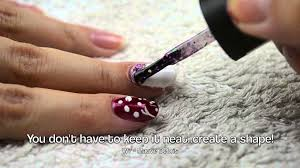 simple easy christmas nail designs nail art tutorial youtube