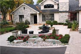 Front Entrance Landscaping Ideas with Front Entrance Landscaping Flowers U2014 Emerson Design Front