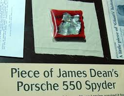 porsche speedster james dean does this hunk of metal carry the james dean curse cars in depth