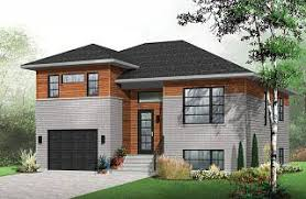 Split Level Bedroom by Logan Contemporary 3 Bedroom Split Level House Plan Kitchen With