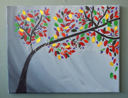 painting trees in oil color images colorful loversiq