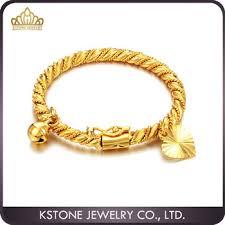 gold bangle bracelet design images Kstone 18k gold bangle saudi arabia jewelry babies bangle bracelet jpg