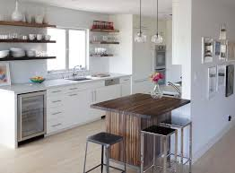 island for small kitchen ideas small kitchen island with breakfast bar design outofhome