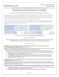 Sample Resume For Experienced Candidates by Sample Resume For Oil And Gas Industry Gallery Creawizard Com