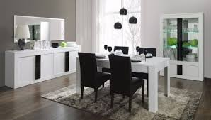 Modular Dining Room Furniture with Home Design Ideas Black And White Dining Room Features A Glass
