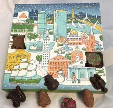 boston chocolate advent calendar serenade chocolatier
