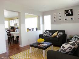 Gray And Yellow Home Decor Dark Grey And Yellow Living Room Home Decorations