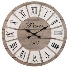 horloge a personnaliser déco maison horloge à la mode