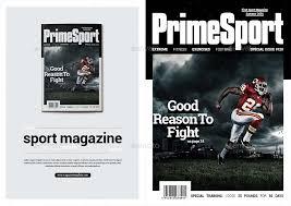 download desain majalah desain template majalah olahraga prime sport premium download