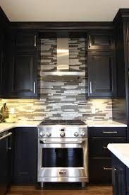slate back splash tile designs ideas kraus pull down kitchen