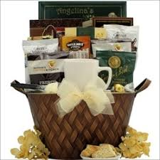 coffee and tea gift baskets gifts for a coffee or tea lover