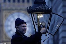 There Are Five Lights Enchanting Story Of Our Last Gas Street Lights And The Five Men