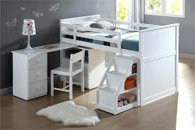 twin bunk beds with desk twin size loft bunk bed with ladder over