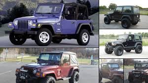 jeep wrangler 4 door maroon 2003 jeep wrangler 4 door news reviews msrp ratings with