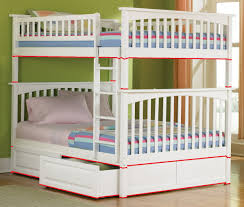 furniture extraordinary kid shared bedroom decoration using white