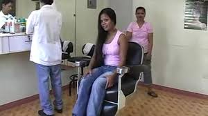 long to short haircut video dailymotion