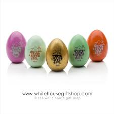 wooden easter eggs that open the 2016 white house wooden easter eggs signed by president