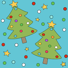 fun christmas tree background fun christmas tree background image