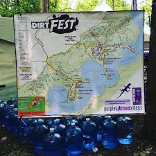 Michaux State Forest Map by Raystown Lizard Map Purple Lizard Maps