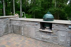 outdoor kitchen white plains md built in ice box and outdoor