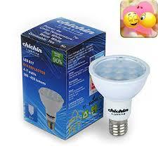 heat generating light bulbs chichinlighting e17 4w ac100 245v white led spotlight l bulb