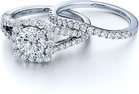 split band engagement rings verragio split shank engagement ring with halo ins 7046