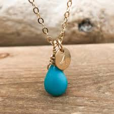 real turquoise stone necklace images Turquoise necklaces for sale beadage jpg