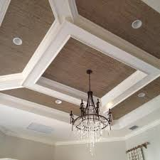 Coffered Ceiling Lighting by 2017 Coffered Ceiling Cost Guide How Much To Install Homeadvisor