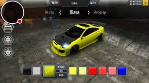mobil balap keren game balap android graphics keren guys bisa modif sendiri body