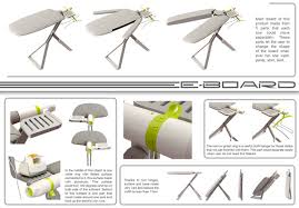 Why Dont We Have Iron Boards Like This Yanko Design - Ironing table designs