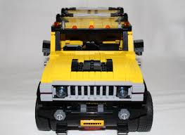 hummer jeep lego ideas hummer h2