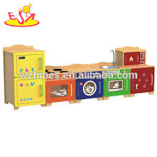 pretend kitchen furniture wholesale preschool kitchen furniture toy wooden pretend kitchen toy